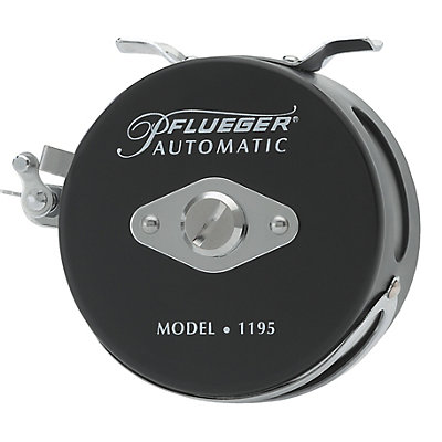 Pflueger automatic fly reel pflueger for Automatic fishing reel