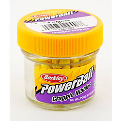 PowerBait® Crappie Nibbles