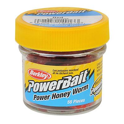 Powerbait power honey worm berkley for Fishing with powerbait