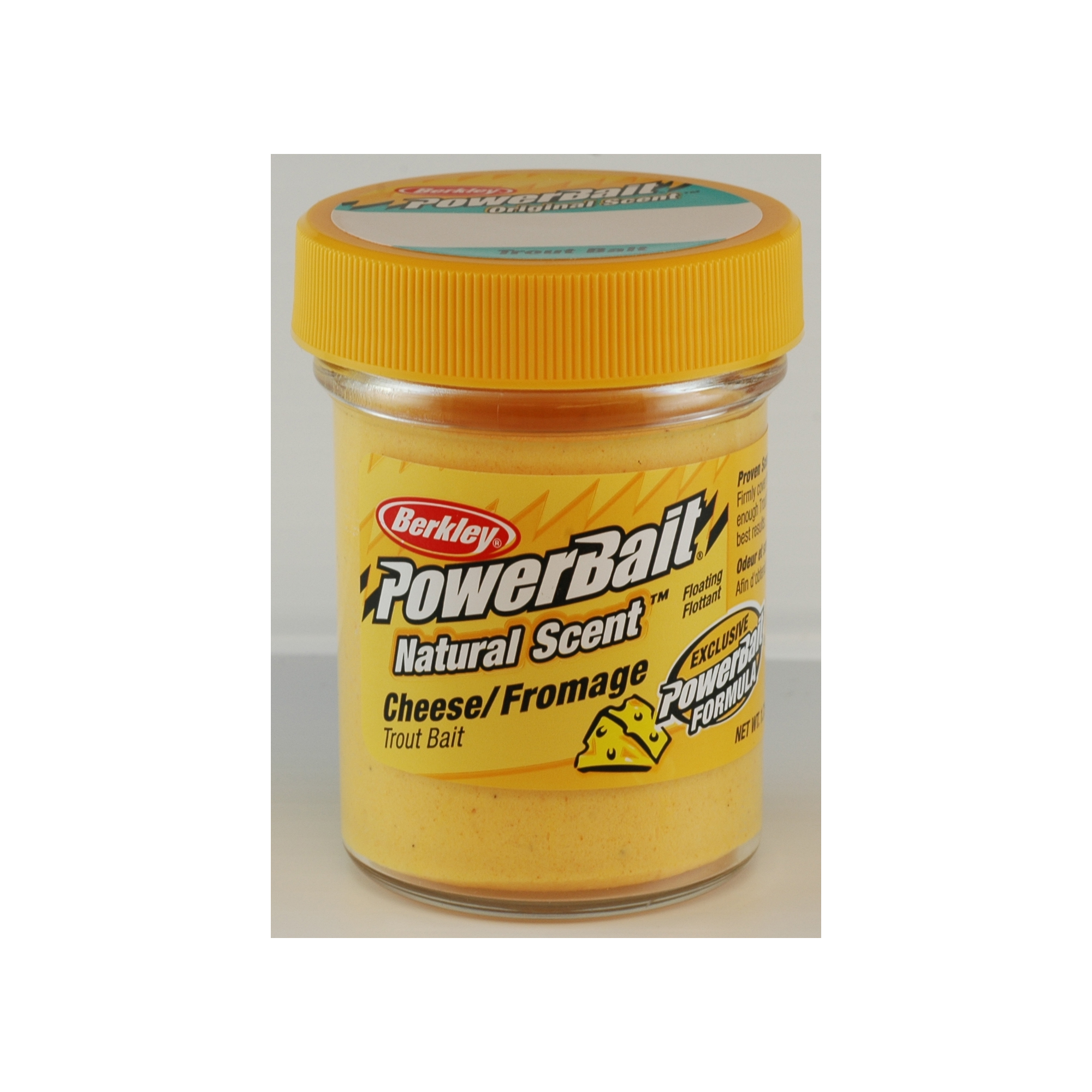 Powerbait natural scent trout bait ebay for Trout fishing with powerbait