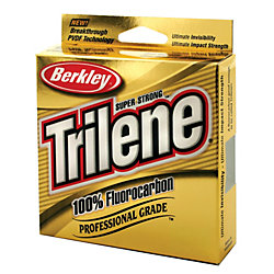 Trilene® 100% Fluorocarbon Leader