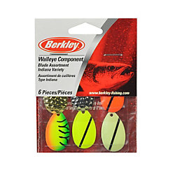Berkley® Indiana Spinner Rig Blades