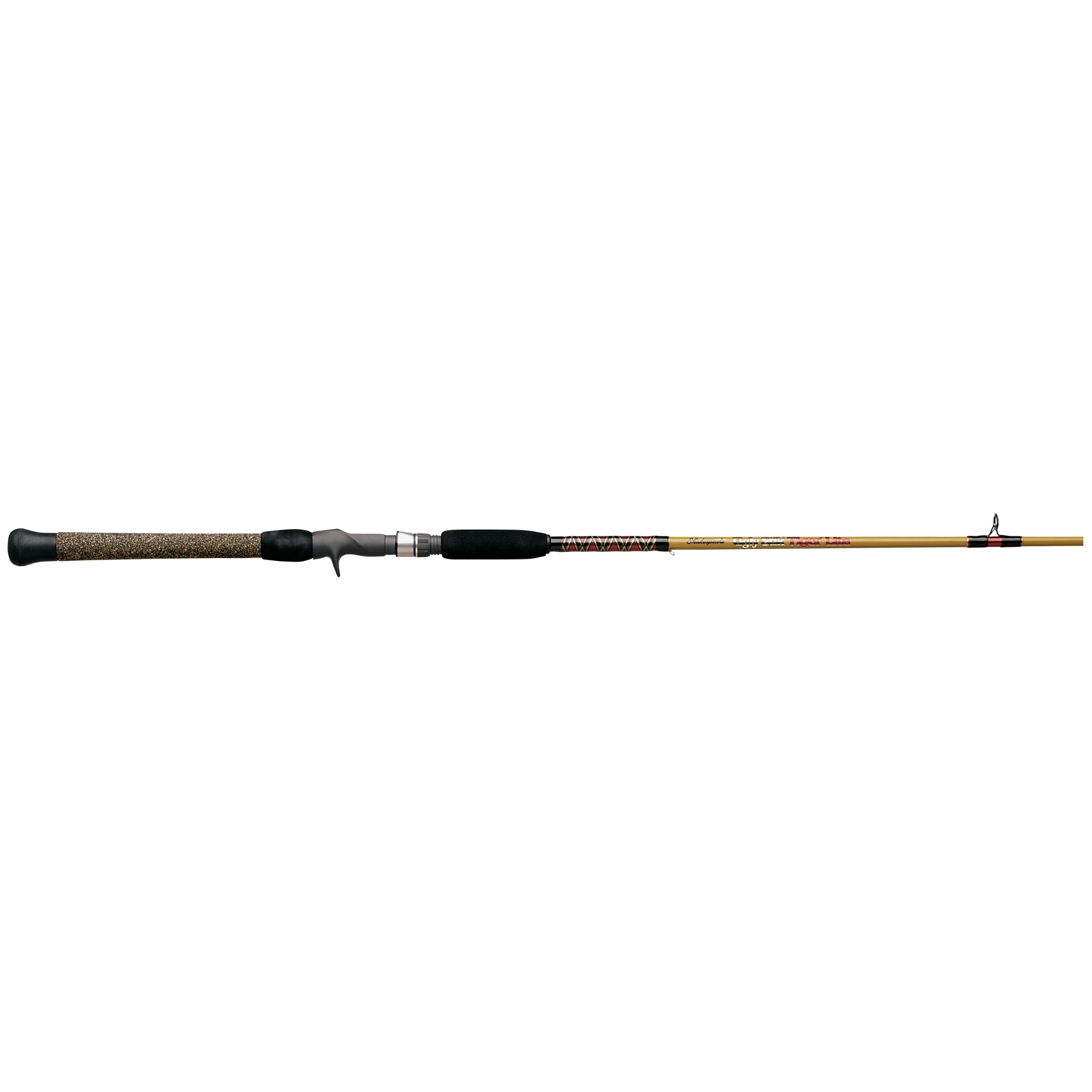 Ugly stik tiger lite casting rod casting rods for Tiger fishing rods