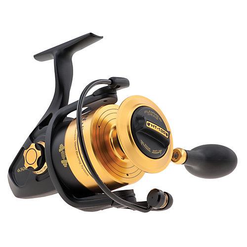 Penn spinfisher v spinning penn for Penn fishing combos