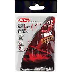 Berkley® Premium Fluoro Walleye Snell