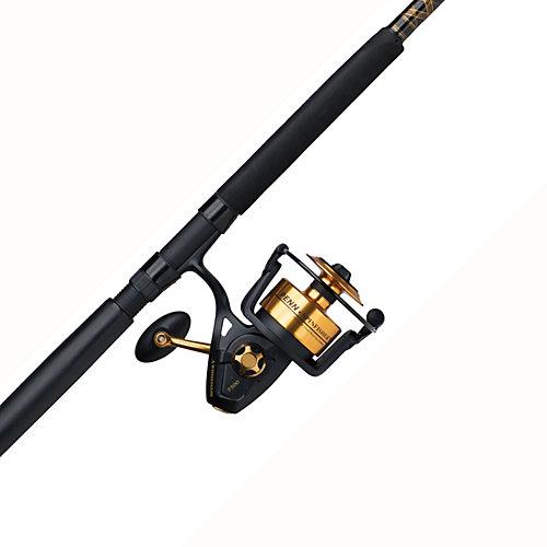 Penn spinfisher v combo penn for Penn fishing combos