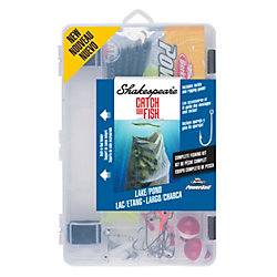 Catch More Fish™ Lake Pond Kit