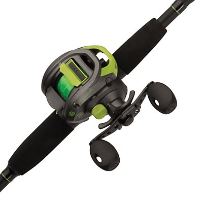 Baitcast Rod and Reel Combos | Shakespeare