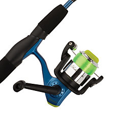 Shakespeare® Jolt Spinning Combo