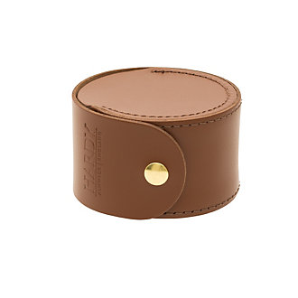Hardy® HBX Leather Reel Case