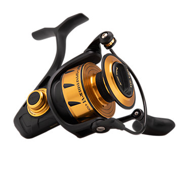Spinfisher® VI Spinning