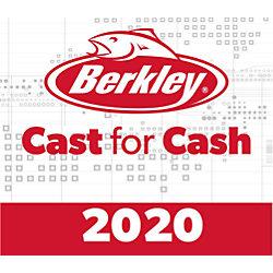2020 Berkley® Cast for Cash Pro Pack
