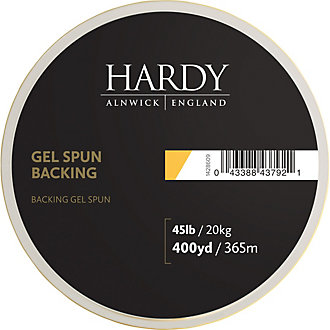 Hardy® Gel Spun Backing