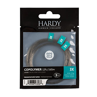 Hardy® Leaders Presentation Taper