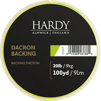 Hardy® Lime Green Backing