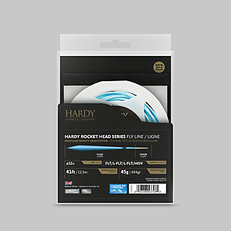 Hardy® Scandi Head and Tip Set
