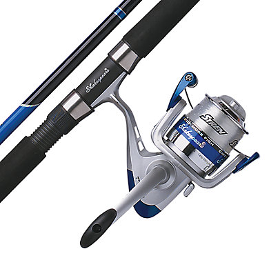 shakespeare® catch more fish™ surf/pier | shakespeare®, Reel Combo