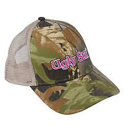Shakespeare® Ugly Stik® Womens Camo Hat