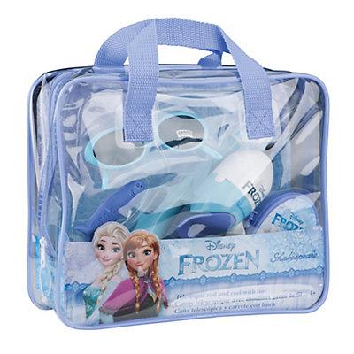 Shakespeare disney frozen purse kit shakespeare for Frozen fishing pole
