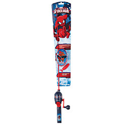 Shakespeare® Spiderman® Tackle Box Kit
