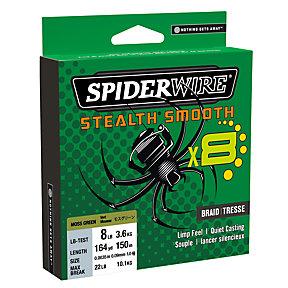 Spiderwire Stealth Smooth 8 Braid Camo 150 m