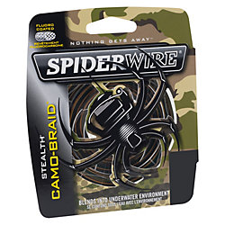 SpiderWire Stealth® Camo Braid™