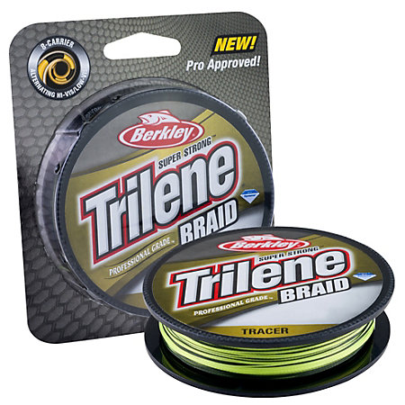 Trilene tracer braid professional grade fisherman 39 s for Fishing factory outlet