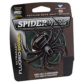 SpiderWire® Ultracast® Fluoro-Braid™