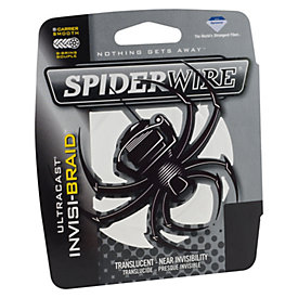 SpiderWire® Ultracast® Invisi-Braid™