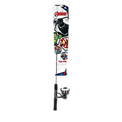 Ugly Stik® Marvel Black Panther Combo