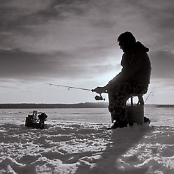 Complete Ice Fishing Solution