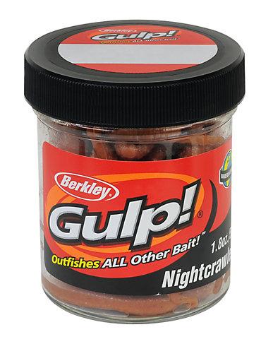 Gulp!® Extruded Nightcrawler