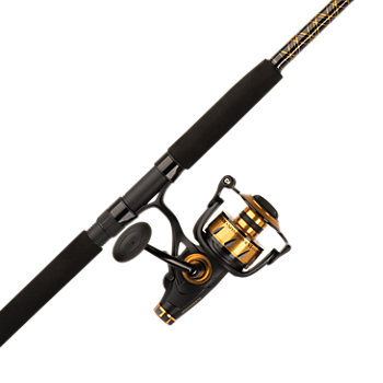 Spinfisher® VI Live Liner Combo