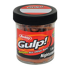 Gulp!® Extruded Nightcrawler