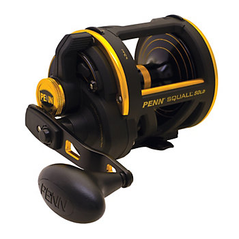 Squall® Lever Drag Reel