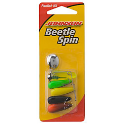Johnson™ Beetle Spin® Panfish Buster™