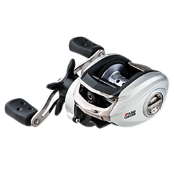 Silver Max Low Profile Reel