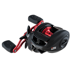 Black Max Low Profile Reel