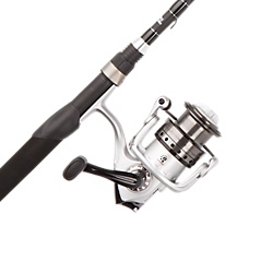 Abu Garcia® Silver Max Spinning Combo