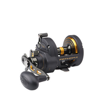 Fathom® II Star Drag Reel
