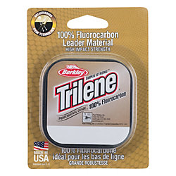 Berkley® Trilene® 100% Fluoro Leader