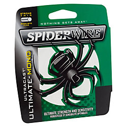 SpiderWire® Ultracast® Ultimate Mono